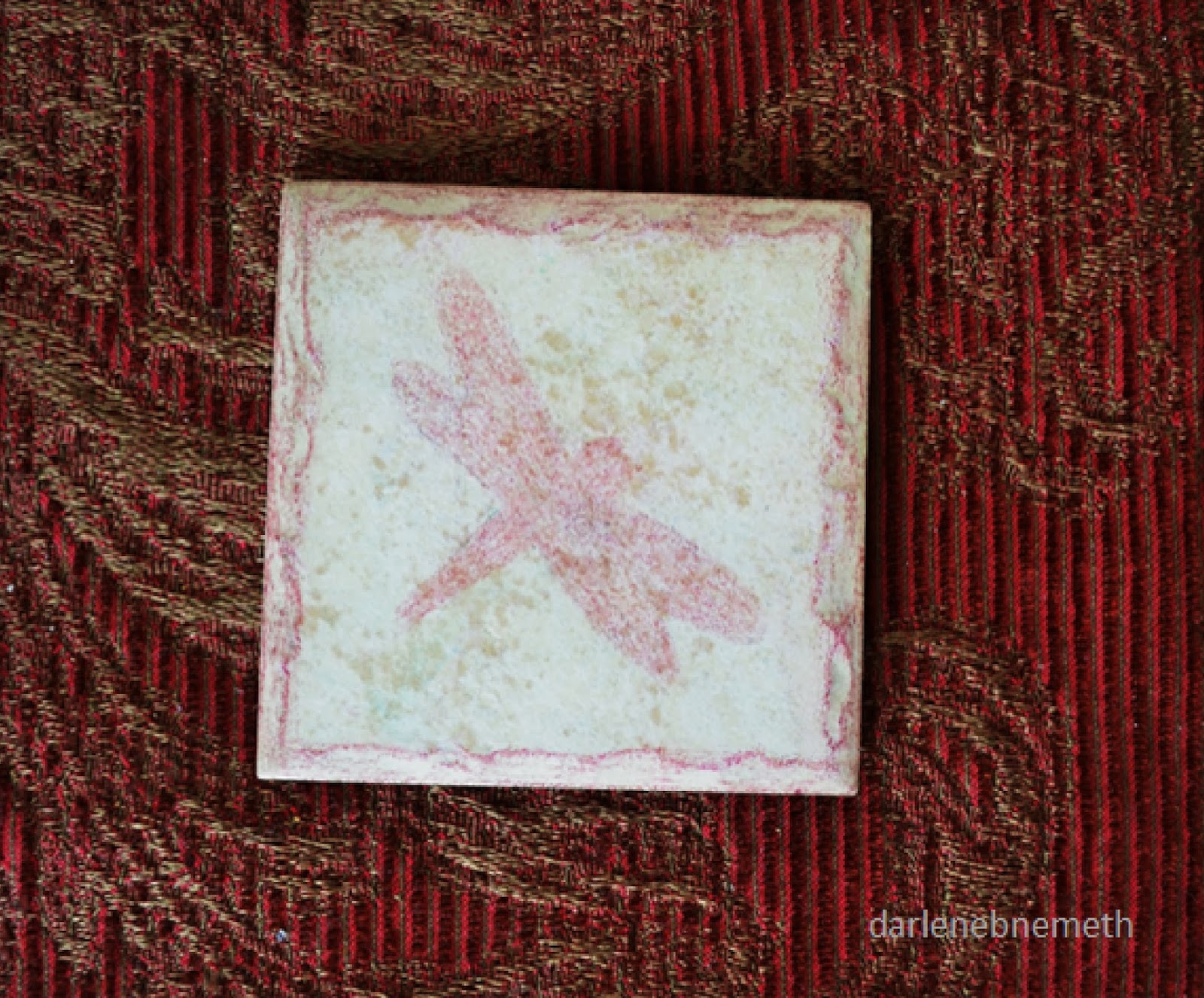 Let it shine customize to match your style and decor diy ceramic tile coasters dailygadgetfo Images