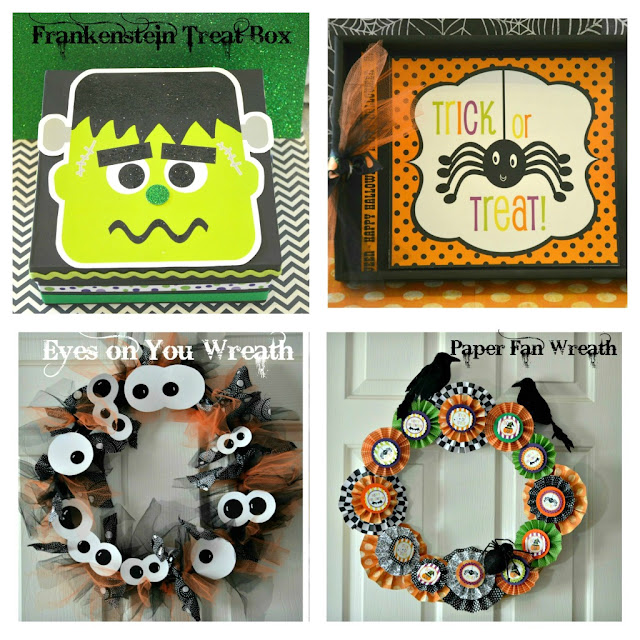 Michaels Crafts Halloween Wreath