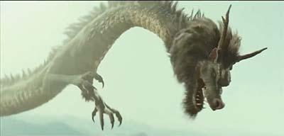 La osamenta de un dragón real fue hallada en China