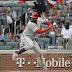 MLB: Filis sellan barrida contra Gigantes detrás de Velásquez y Santana