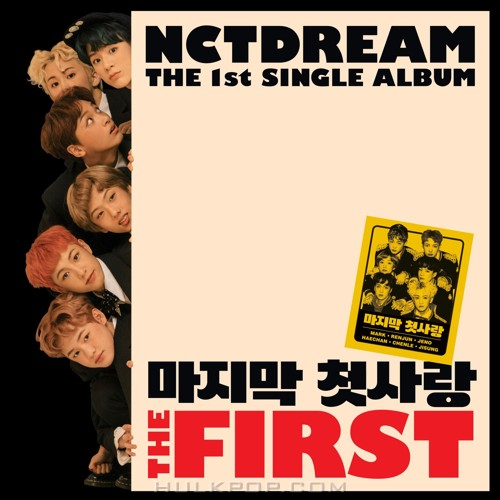 NCT DREAM – The First – The 1st Single Album