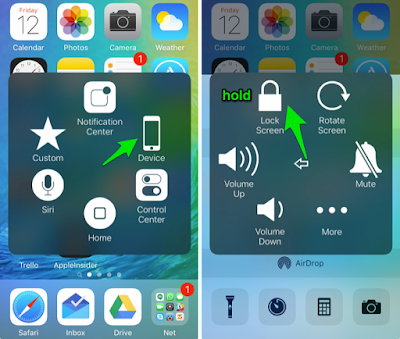 Cara Restart iPhone Tanpa Menggunakan Tombol Power