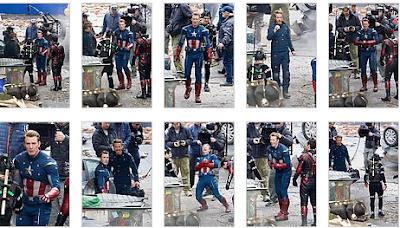 Photos Of Avengers 4