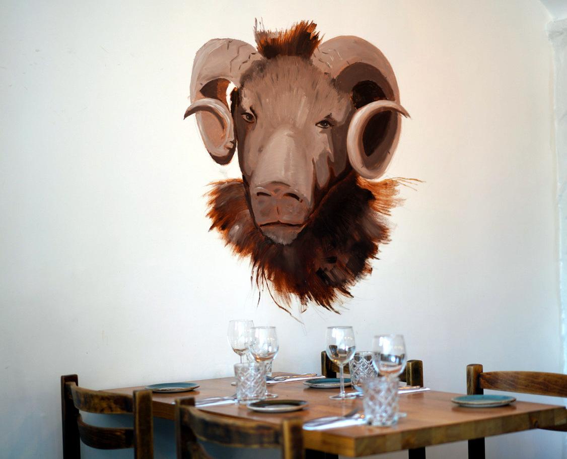 Old Iceland Restaurant, Reykjavik