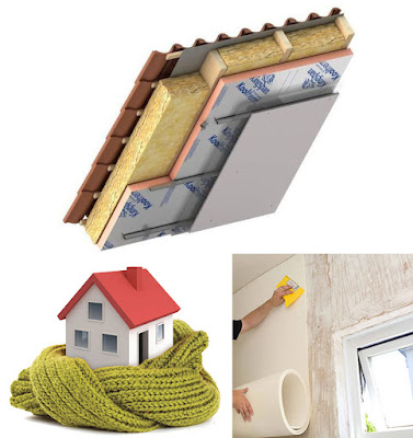 Types of insulating materials and their uses