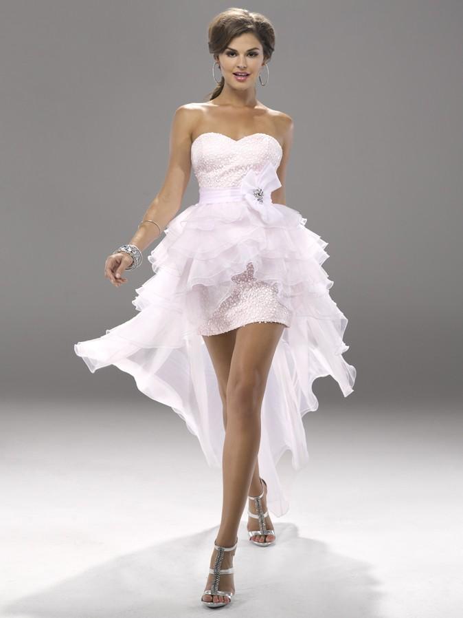 homecoming dresses by flirt