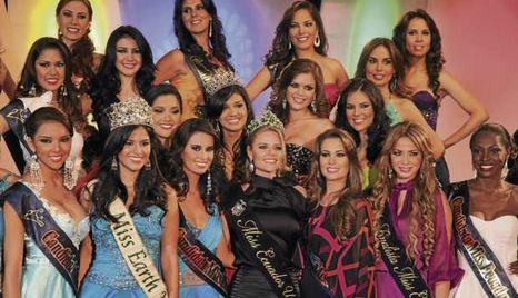 miss ecuador 2012