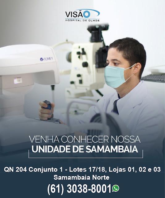 Visão Hospital de Olhos