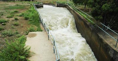 Resalto hidráulico en canales