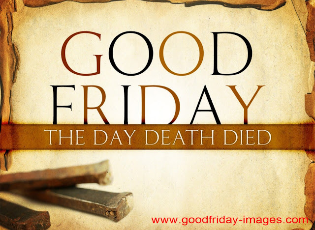 Happy Good Friday Images 2017