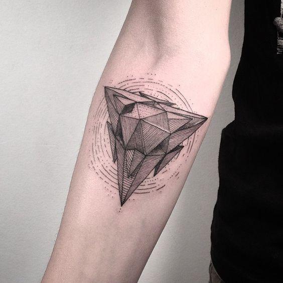Awesome Triangle Tattoo Ideas
