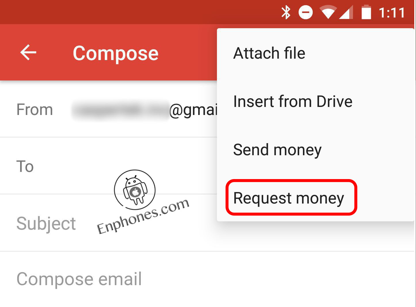 How To Send And Request Money With Gmail App On Android