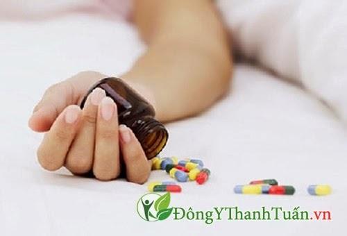 Cách chữa nóng gan nhanh và hiệu quả - Không lạm dụng thuốc