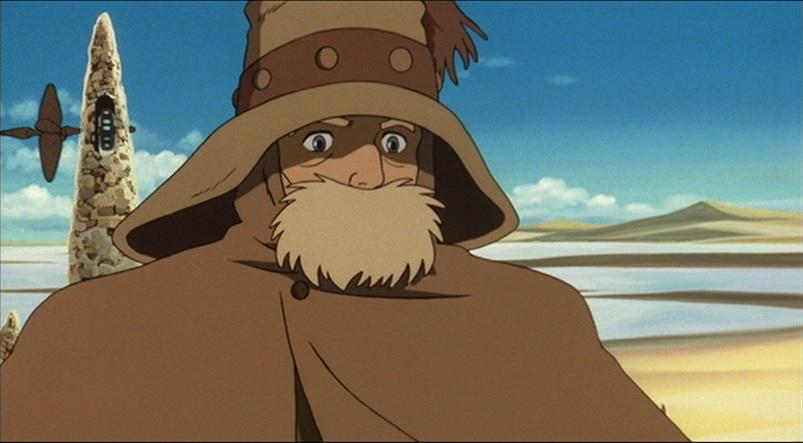 Anime Old Man