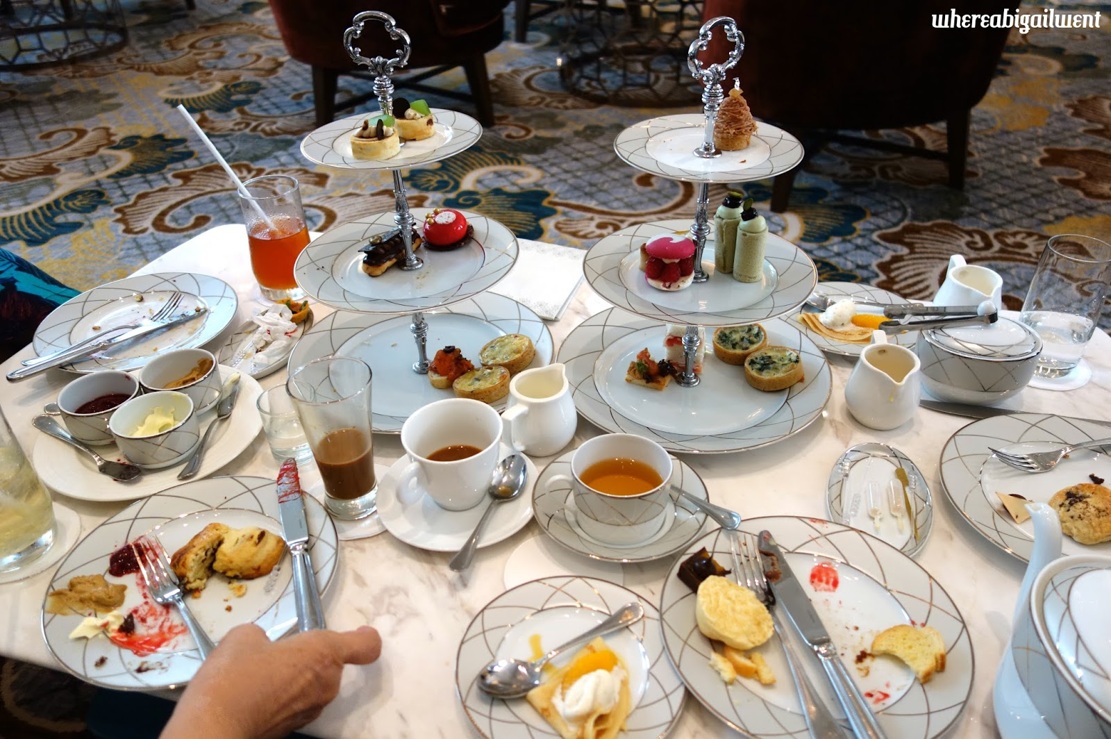 Photograph worthy High Tea Singapore