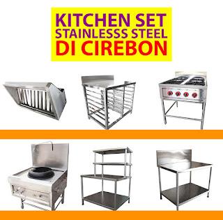 Harga Kitchen Set Stainless di Cirebon
