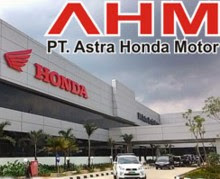 Lowongan Kerja Jobs : Operator Produksi, Driver Truck, Administrasi Min SMA SMK D3 S1 Semua Jurusan PT Astra Honda Motor (AHM) Membutuhkan Tenaga Baru Besar-Besaran Seluruh Indonesia