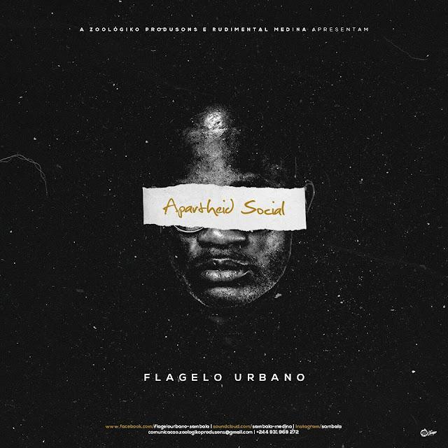 """O rapper angolano Flagelo Urbano lança a musica """"Apartheid Social"""""""