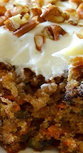 This carrot cake recipe truly is the BEST carrot cake I've ever had and converted me into becoming a carrot cake lover! So supremely moist, fluffy and delicious. Add or omit mix-ins to suit your