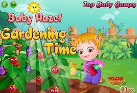 Permainan Memasak Permainan Baby Hazel