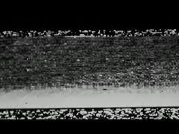 L'unica immagine trasmessa da Mars 3: interferenze radio.