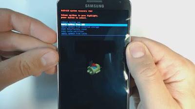 Cara Reset HP Samsung Semua Tipe Yang Baik dan Benar