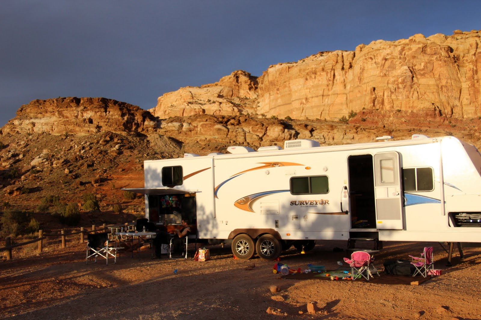 Operation Explorations Free Blm Camping Near Goblin