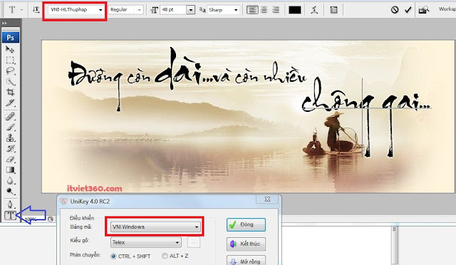 anh bia thu phap theo ten cho facebook, huong dan viet chu thu phap dep lam cover FB