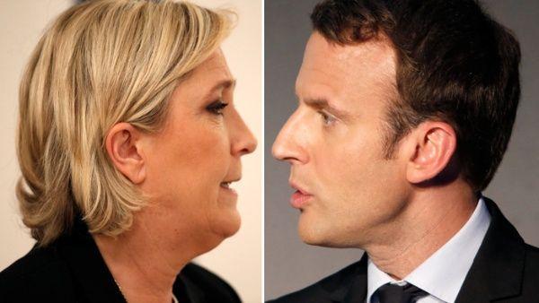 Macron y Le Pen sostendrán debate televisivo en Francia