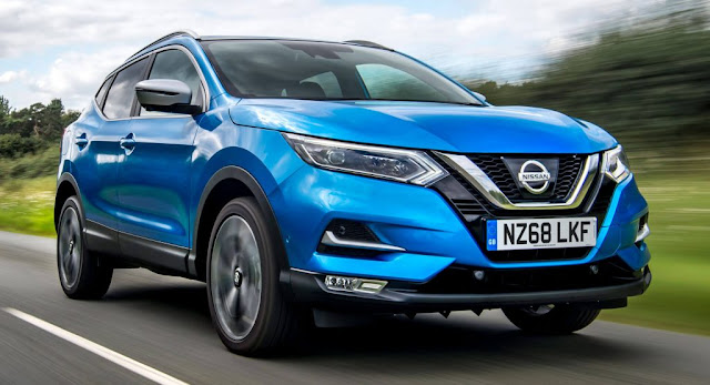 New Cars, Nissan, Nissan Qashqai, Prices, UK