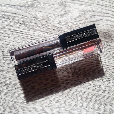 Givenchy Gloss Interdit Lip Swatch Review