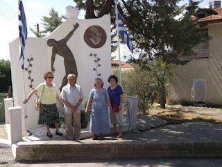 Η ΠΕΑΕΑ-ΔΣΕ(παράρτημα Κατερίνης) τιμά τα 13 θύματα του ναζισμού στον Τρίλοφο Πιερίας