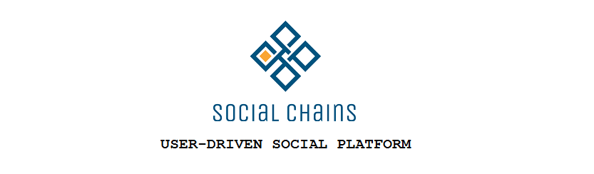 SocialChains : The Trusted Choice of Decentralized Social Media Platform for Cryptocurrency