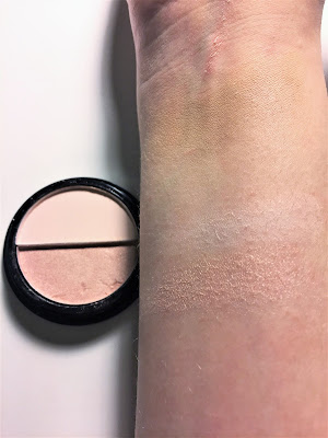 e.l.f. Day to Night Smoky Kit light swatches