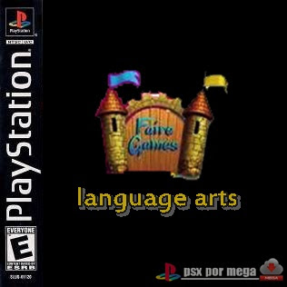descargar faire games language arts psx mega