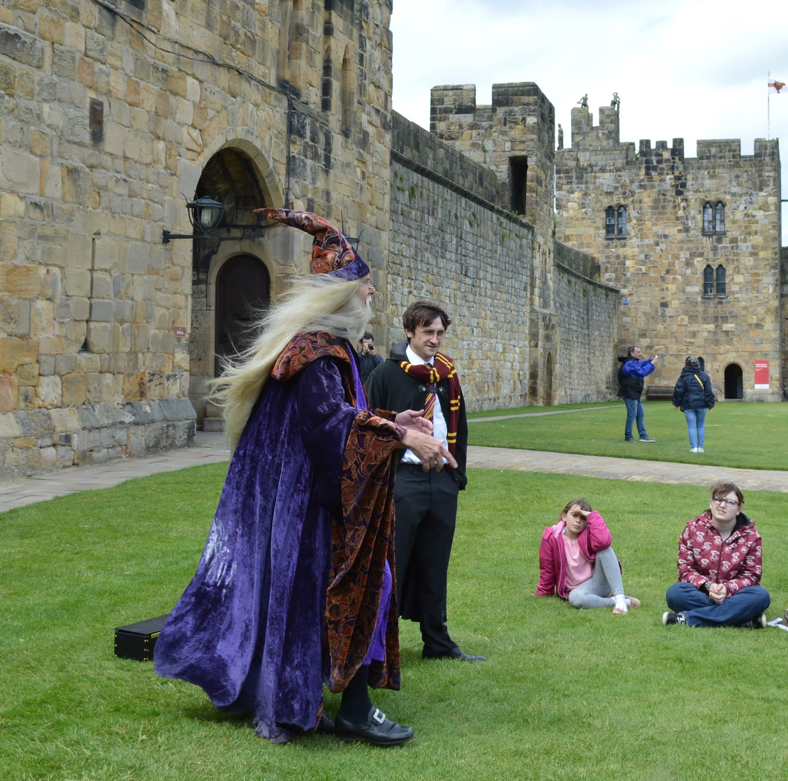 What's on in the North East - Halloween 2016 - Halloween at Alnwick Castle