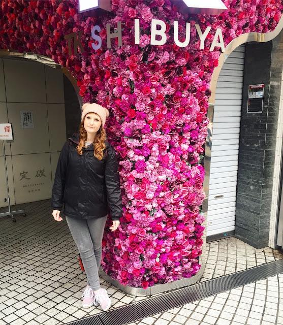 shibuya japan tokyo