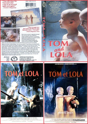 Tom et Lola / Tom and Lola. 1990. HD & DVD.