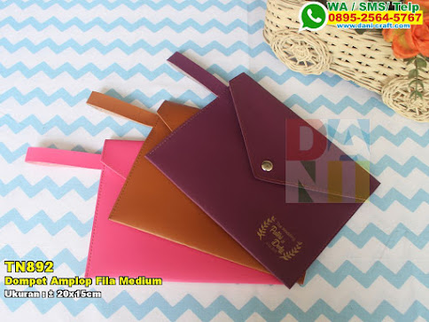 Dompet Amplop Fila Medium