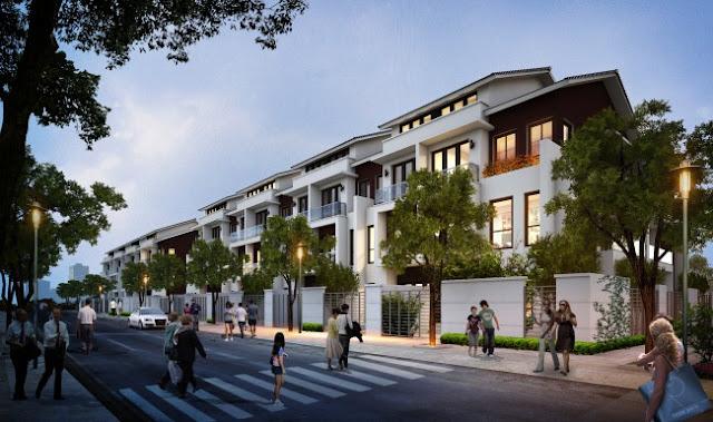 Liền kề, biệt thự Green Pearl Minh Khai