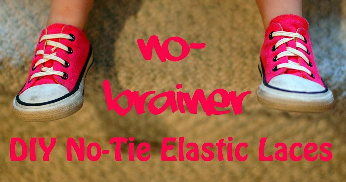 Elastic Laces For School Shoes
