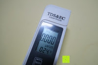 us cm: GHB Messgerät EC Meter TDS Tester Wassertest Leitwertmessgerät