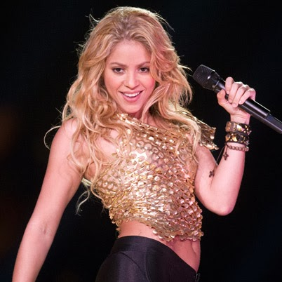 Shakira Famous Dancer expert and MUsic Performer
