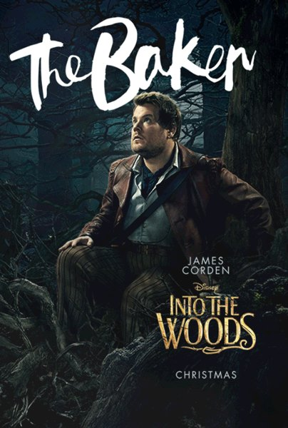 Poster 7: Into the Woods