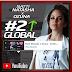 Natti Natasha se convierte en la primera artista urbana dominicana en posicionar un video musical en el top 5 de los más vistos en Youtube
