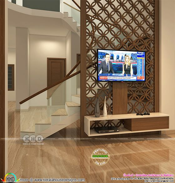 Modern Kerala interior designs November 2018