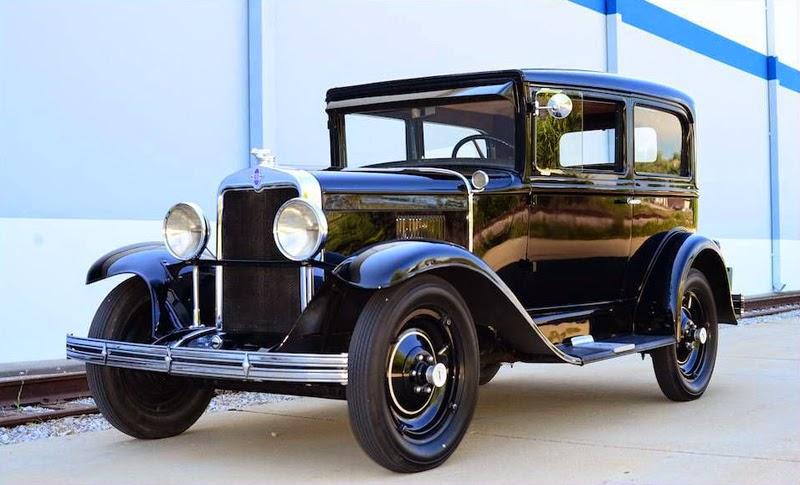1929 Chevy Sedan Delivery
