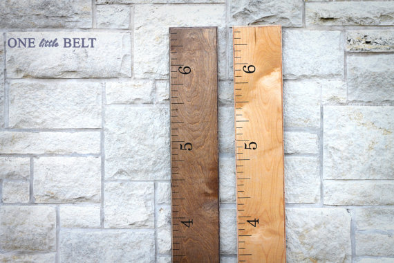 a similar ruler growth chart is sold by etsy shop one little belt which offers with your family or childu0027s name for an extra 10