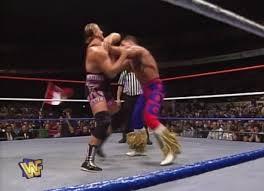 Owen Hart And British Bulldog