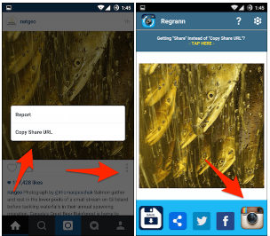 How To Regram On Instagram